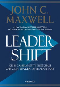 Copertina di 'Leadershift'