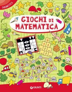Copertina di 'Giochi di matematica'