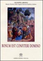 Bonum est confiteri domino - Giuseppe Liberto