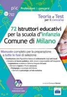72 istruttori dei servizi educativi per la scuola dell'infanzia nel Comune di Milano - Mariani G.