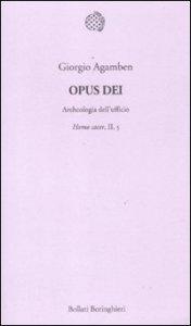Copertina di 'Opus Dei'