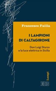 Copertina di 'I lampioni di Caltagirone'