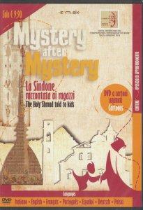 Copertina di 'Mystery after mystery. La Sindone raccontata ai ragazzi'