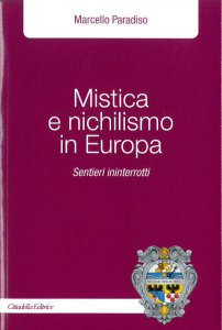 Copertina di 'Mistica e nichilismo in Europa'