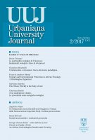 Urbaniana University Journal