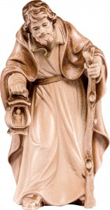 Copertina di 'Giuseppe H.K. - Demetz - Deur - Statua in legno dipinta a mano. Altezza pari a 11 cm.'