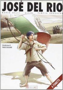 Copertina di 'Josè del Rio a fumetti'