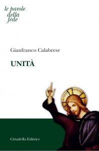 Copertina di 'Unità.'
