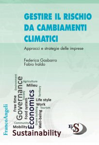Copertina di 'Gestire il rischio da cambiamenti climatici'