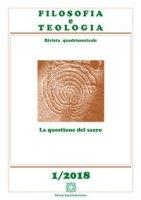 Filosofia e teologia. Rivista quadrimestrale (2018)
