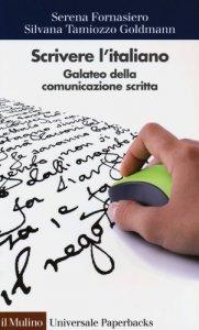Copertina di 'Scrivere l'italiano'