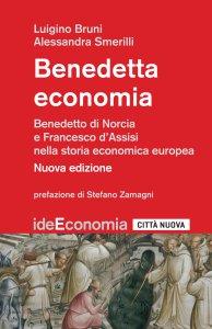 Copertina di 'Benedetta economia'