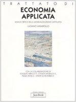 Trattato di economia applicata - Vasapollo Luciano
