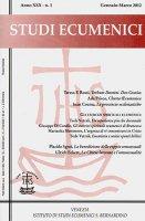 Studi Ecumenici n.01