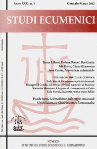 Copertina di 'Studi Ecumenici n.01'