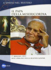 Copertina di 'Il Papa della misericordia'
