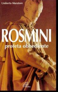 Copertina di 'Rosmini. Profeta obbediente'