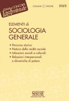 Elementi di  Sociologia Generale