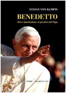 Copertina di 'Benedetto. Breve introduzione al pensiero del papa'