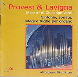 Copertina di 'Provesi & Lavigna'