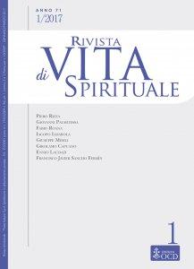 Copertina di 'Rivista di Vita Spirituale. Anno 71, 1/2017'