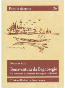 Copertina di 'Bonaventura da Bagnoregio'