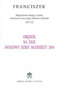 Copertina di 'Oredzie na XXIX swiatowy dzien mlodziezy 2014.'