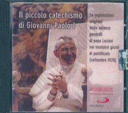 Copertina di 'Piccolo catechismo di Giovanni Paolo I'