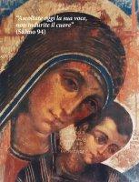 Calendario liturgico dell'ascolto 2021. Icona di Kiko Arguello