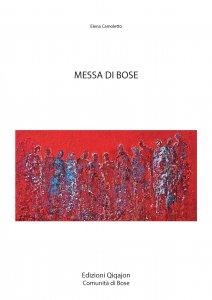 Copertina di 'Messa di Bose - Spartito'