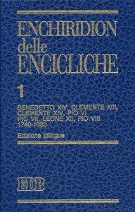 Copertina di 'Enchiridion delle Encicliche. 1'