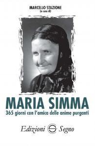 Copertina di 'Maria Simma'