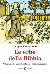 Copertina di 'Le erbe della Bibbia'