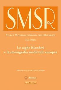 Copertina di 'SMSR. Vol. 81/2 (2015): Le saghe islandesi e la storiografia medievale europea'