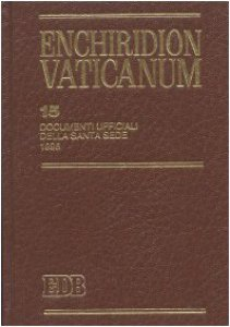 Copertina di 'Enchiridion Vaticanum. 15'