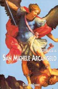 Copertina di 'Supplica a San Michele Arcangelo'