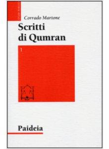 Copertina di 'Scritti di Qumran'