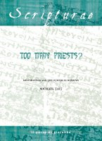 Too many priests?. Melchizedek and the others in Hebrews. - Michael Tait