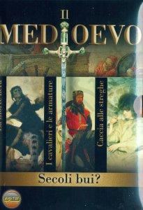 Copertina di 'Cofanetto: Medioevo: Secoli Bui?'