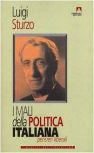 Copertina di 'I mali della politica italiana'