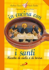 Copertina di 'In cucina con i santi'