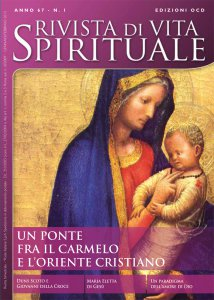 Rivista di Vita Spirituale - 2013/1
