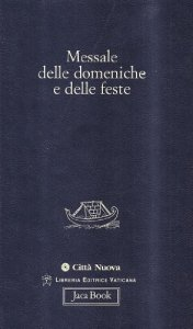 Copertina di 'Messale delle domeniche e delle feste'