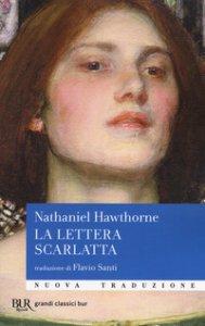 Copertina di 'La lettera scarlatta'