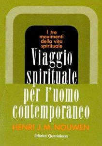 Copertina di 'Viaggio spirituale per l'uomo contemporaneo'