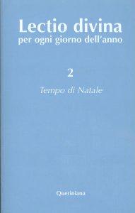 Copertina di 'Lectio divina per ogni giorno dell'anno [vol_2] / Tempo di Natale'
