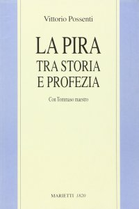 Copertina di 'La Pira tra storia e profezia. Con Tommaso maestro'