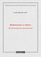 Democrazia e verità.