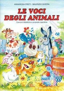Copertina di 'Le voci degli animali'