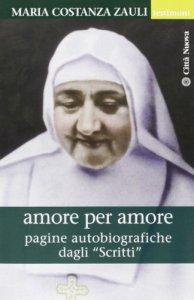 Copertina di 'Amore per amore'